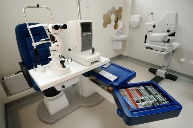 fizioterapie oftalmologică