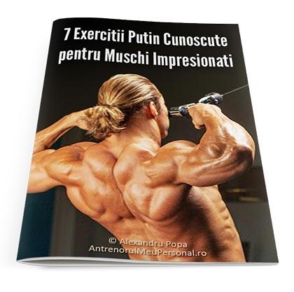 Top 15 exercitii fara greutati pentru forta si masa musculara