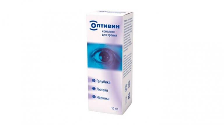 medicament pentru restabilirea acuității vizuale