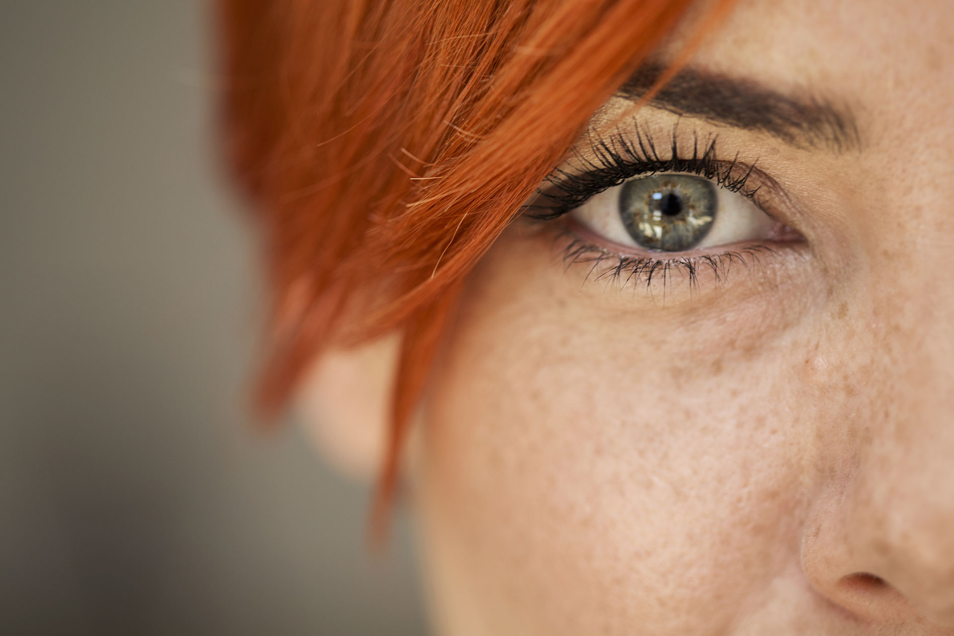 ochi cu vedere bună viziunea 0 într-un singur ochi