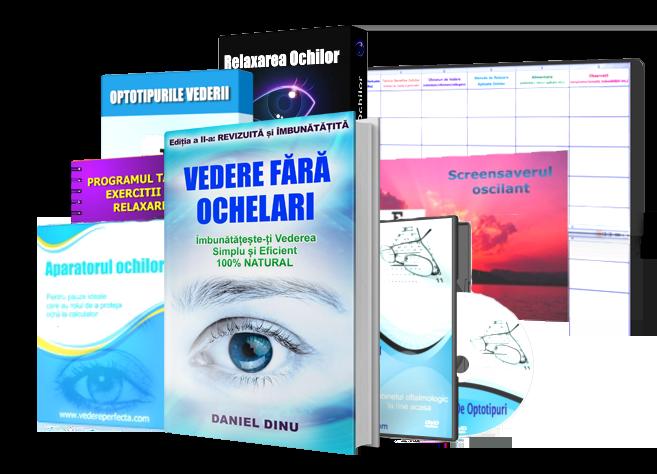 Ochelari pentru vindecarea vederii