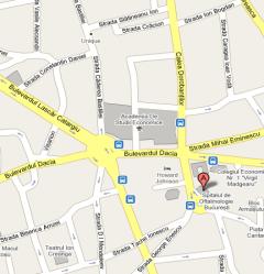 Contact | Spitalul Clinic de Urgențe Oftalmologice București