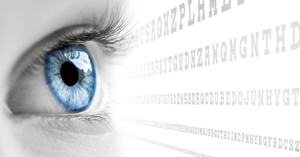 test ocular expres