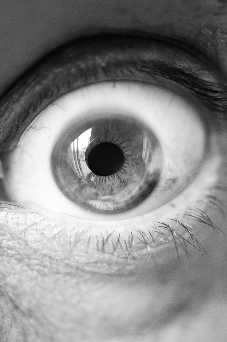 află singur minusul vederii pupile dilatate vedere slabă