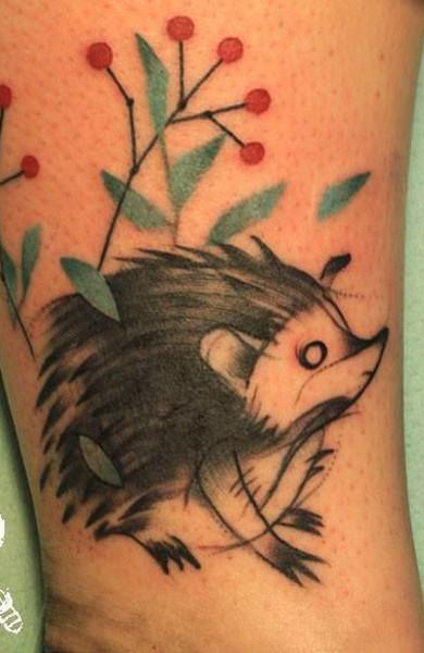 viziunea tatuajului