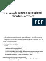simptome neurologice oftalmice