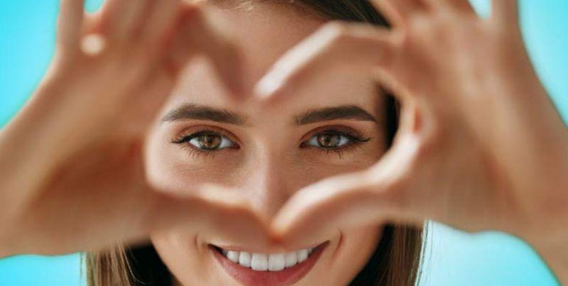 vedere ochii sănătoși miopie plus si minus