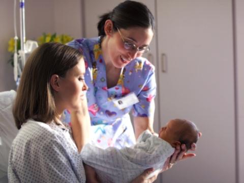 vedere încețoșată după naștere nu afectează acuitatea vizuală