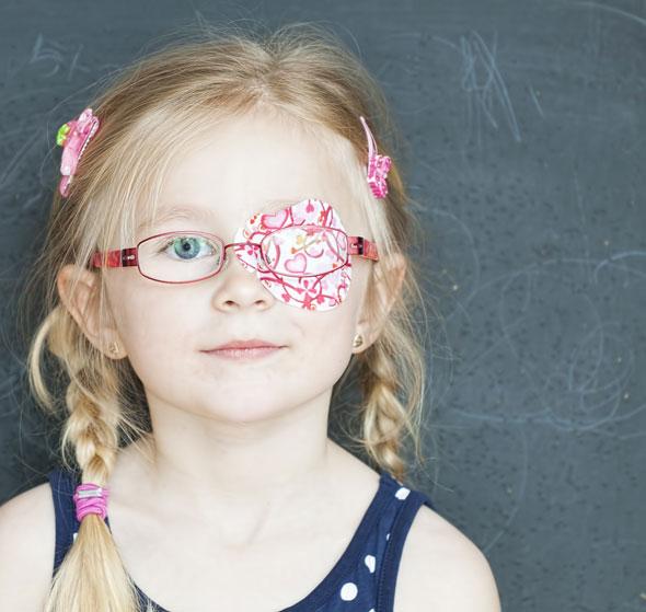 exerciții de miopie și astigmatism
