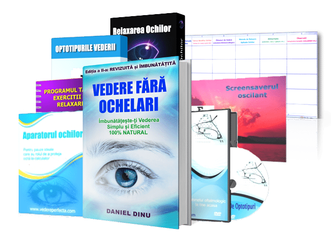 miopia zboară în fața ochilor redându-vă vederea în mâini