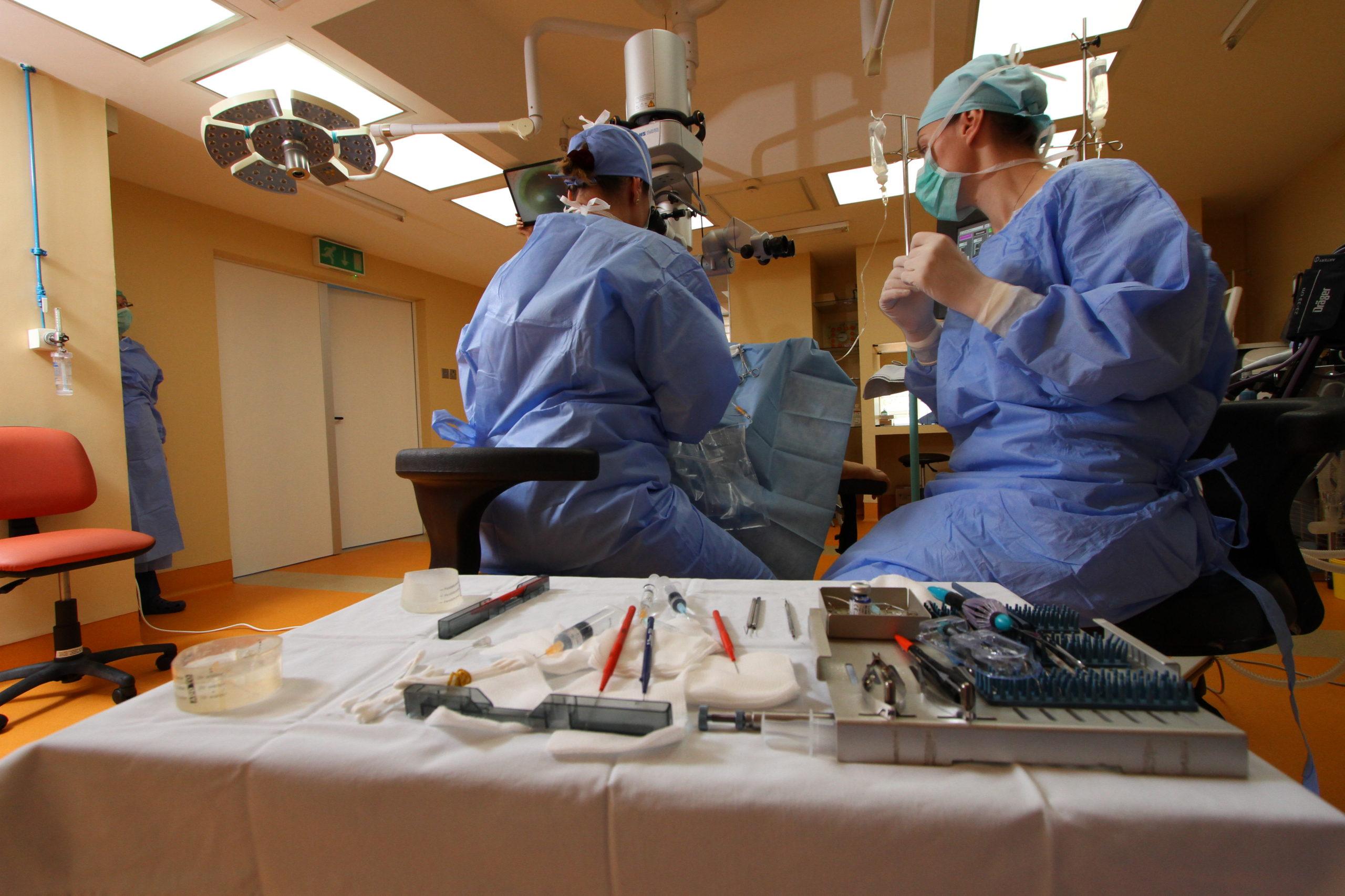 operație pentru restabilirea vederii cum se face