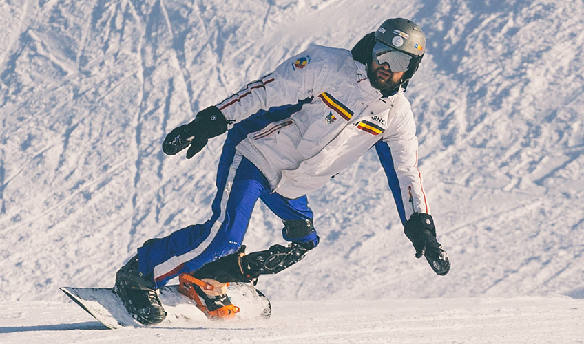 Curs de schi cu deficiențe de auz | RayHaber | RaillyNews