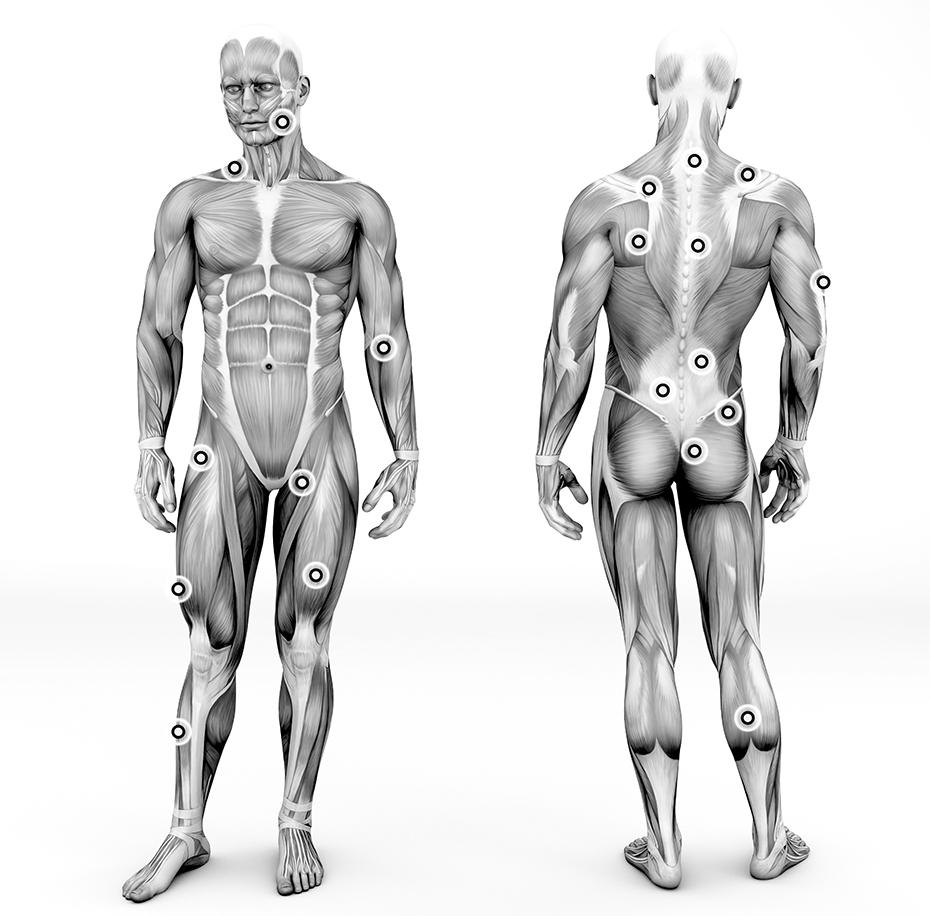 Gimnastica cu accident vascular cerebral cu vedere dubla