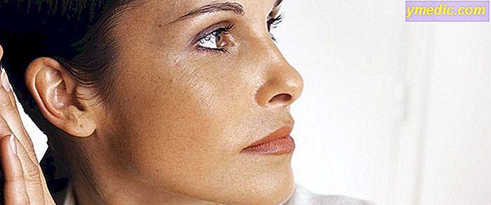 interferează cu vederea nasului